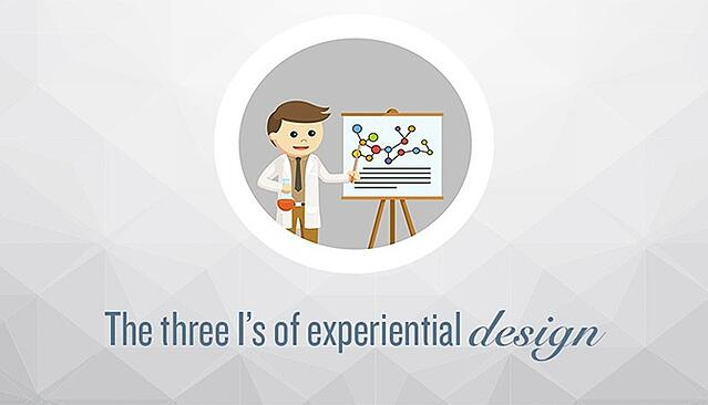 The three keys of experiential design